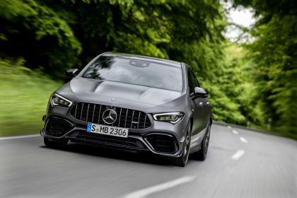 2019 Mercedes-AMG CLA 45 S 4Matic+ 14