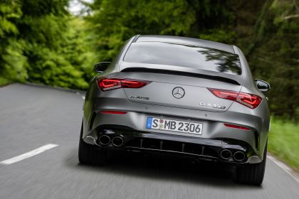 2019 Mercedes-AMG CLA 45 S 4Matic+ 15