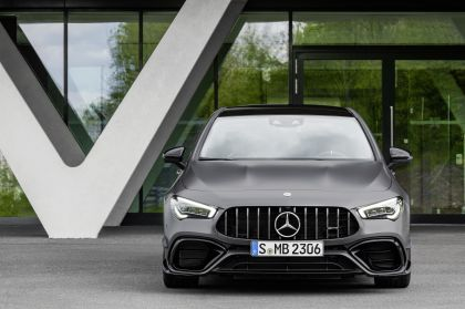 2019 Mercedes-AMG CLA 45 S 4Matic+ 20