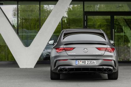 2019 Mercedes-AMG CLA 45 S 4Matic+ 21