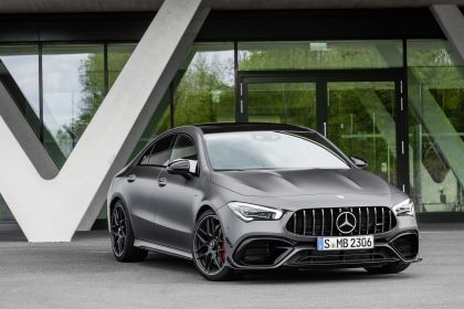 2019 Mercedes-AMG CLA 45 S 4Matic+ 22
