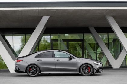 2019 Mercedes-AMG CLA 45 S 4Matic+ 23