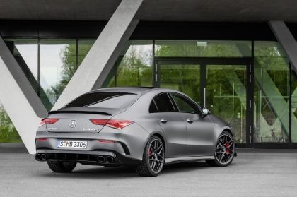 2019 Mercedes-AMG CLA 45 S 4Matic+ 24