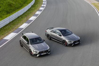 2019 Mercedes-AMG CLA 45 S 4Matic+ 32