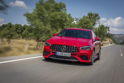 2019 Mercedes-AMG CLA 45 S 4Matic+ 37