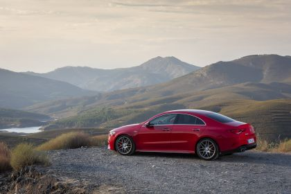 2019 Mercedes-AMG CLA 45 S 4Matic+ 39