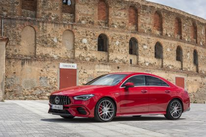 2019 Mercedes-AMG CLA 45 S 4Matic+ 43
