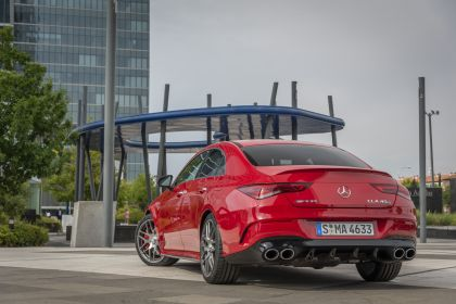2019 Mercedes-AMG CLA 45 S 4Matic+ 44