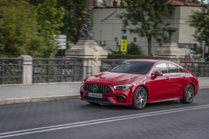 2019 Mercedes-AMG CLA 45 S 4Matic+ 45