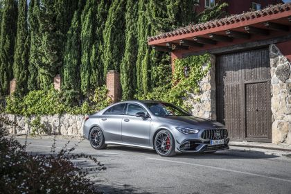 2019 Mercedes-AMG CLA 45 S 4Matic+ 53