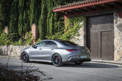 2019 Mercedes-AMG CLA 45 S 4Matic+ 54