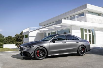 2019 Mercedes-AMG CLA 45 S 4Matic+ 55