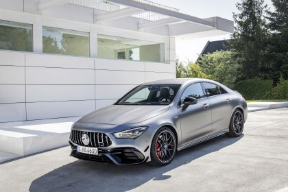 2019 Mercedes-AMG CLA 45 S 4Matic+ 56