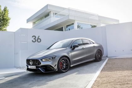 2019 Mercedes-AMG CLA 45 S 4Matic+ 57