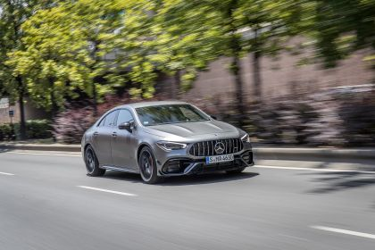 2019 Mercedes-AMG CLA 45 S 4Matic+ 59