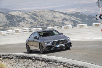 2019 Mercedes-AMG CLA 45 S 4Matic+ 60