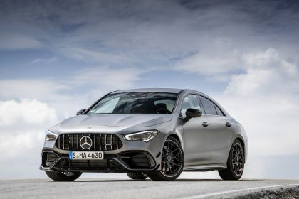 2019 Mercedes-AMG CLA 45 S 4Matic+ 62