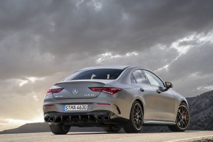 2019 Mercedes-AMG CLA 45 S 4Matic+ 63