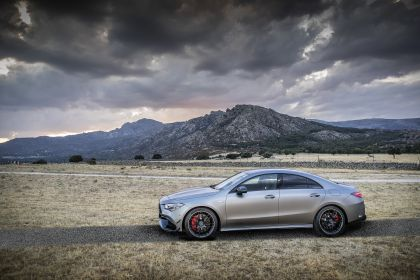 2019 Mercedes-AMG CLA 45 S 4Matic+ 64