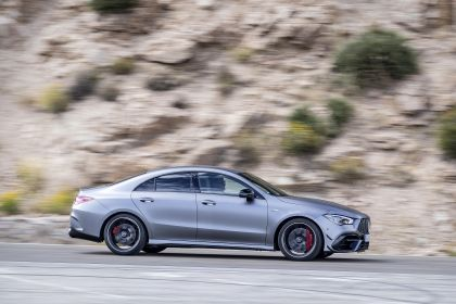 2019 Mercedes-AMG CLA 45 S 4Matic+ 65