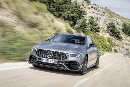 2019 Mercedes-AMG CLA 45 S 4Matic+ 66