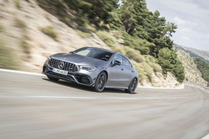 2019 Mercedes-AMG CLA 45 S 4Matic+ 67