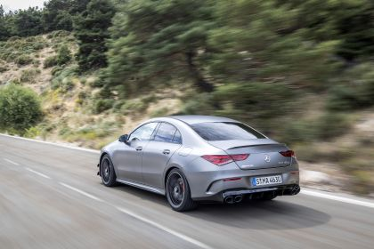 2019 Mercedes-AMG CLA 45 S 4Matic+ 68