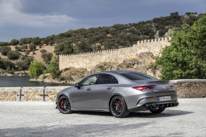 2019 Mercedes-AMG CLA 45 S 4Matic+ 69