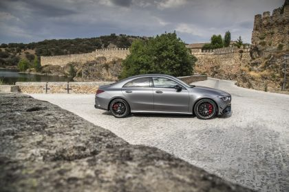 2019 Mercedes-AMG CLA 45 S 4Matic+ 70
