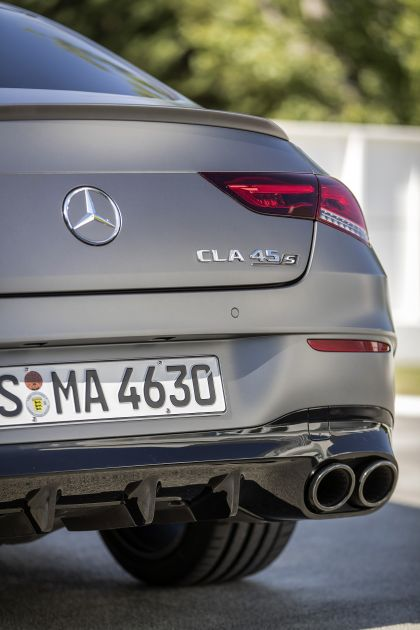 2019 Mercedes-AMG CLA 45 S 4Matic+ 73