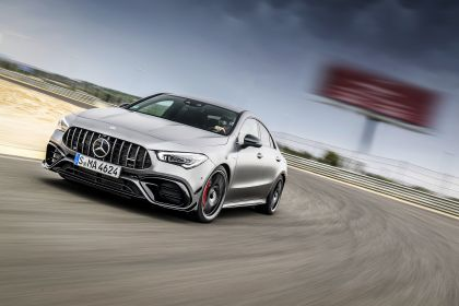 2019 Mercedes-AMG CLA 45 S 4Matic+ 76