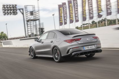 2019 Mercedes-AMG CLA 45 S 4Matic+ 78
