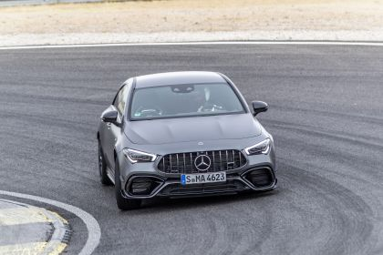 2019 Mercedes-AMG CLA 45 S 4Matic+ 80