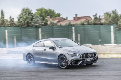 2019 Mercedes-AMG CLA 45 S 4Matic+ 83