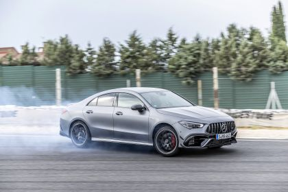 2019 Mercedes-AMG CLA 45 S 4Matic+ 84