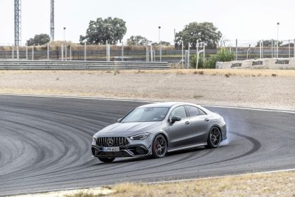 2019 Mercedes-AMG CLA 45 S 4Matic+ 85