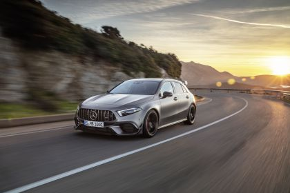 2019 Mercedes-AMG A 45 S 4Matic+ 2