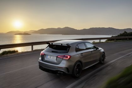 2019 Mercedes-AMG A 45 S 4Matic+ 3