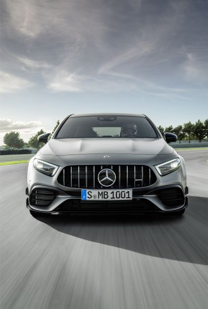 2019 Mercedes-AMG A 45 S 4Matic+ 6