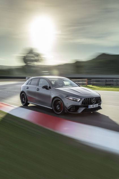 2019 Mercedes-AMG A 45 S 4Matic+ 8