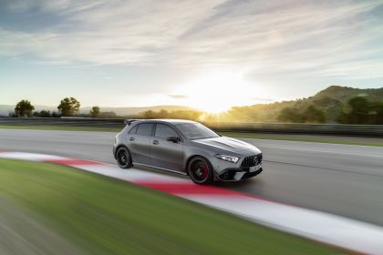 2019 Mercedes-AMG A 45 S 4Matic+ 9