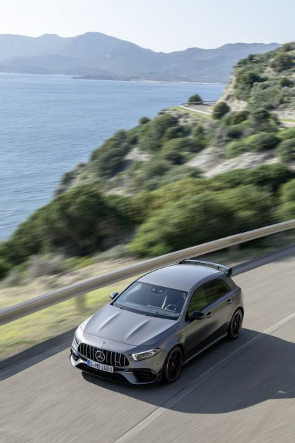 2019 Mercedes-AMG A 45 S 4Matic+ 15