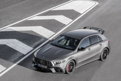 2019 Mercedes-AMG A 45 S 4Matic+ 18