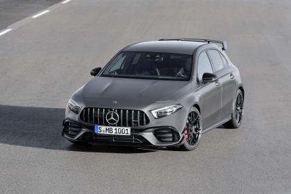 2019 Mercedes-AMG A 45 S 4Matic+ 21