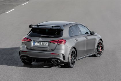 2019 Mercedes-AMG A 45 S 4Matic+ 22