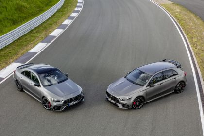 2019 Mercedes-AMG A 45 S 4Matic+ 40