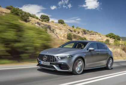 2019 Mercedes-AMG A 45 S 4Matic+ 47