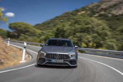 2019 Mercedes-AMG A 45 S 4Matic+ 48