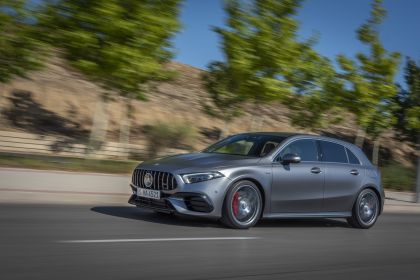 2019 Mercedes-AMG A 45 S 4Matic+ 50