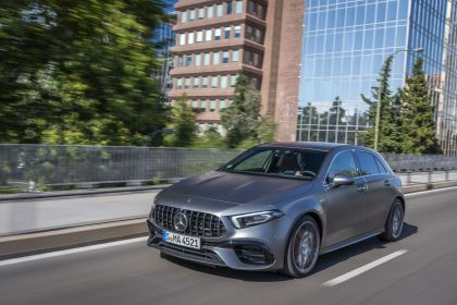 2019 Mercedes-AMG A 45 S 4Matic+ 51